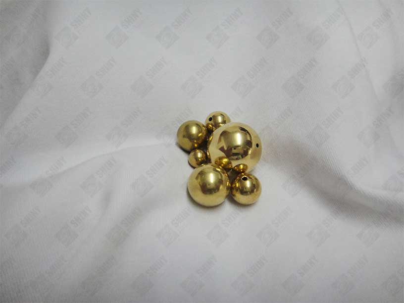 Hollow Brass Spheres Steel Spheres Steel Sculpture And