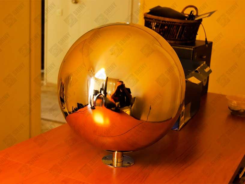 Inch Hollow Steel Spheres